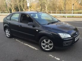 2006 FORD FOCUS SPORT 1.6L SPORT DIESEL EXCELLENT CONDITION WITH SERVICE HISTORY AND LONG MOT