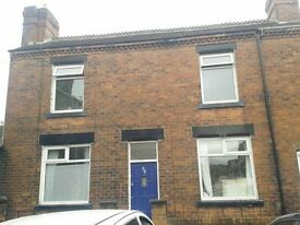***LET AGREED***2 BEDROOM MID TERRACED PROPERTY - SHELTON -LOW RENT-DSS ACCEPTED-NO DEPOSIT