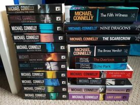 Michael Connelly Book Collection