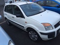 FORD FUSION 2006 DIESEL 5DR FULL YEAR MOT MOT GOOD CONDITION