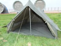 French army tent new unused