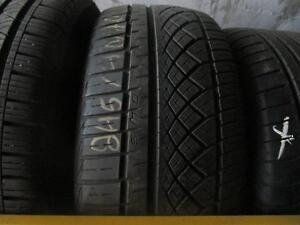 245/40R20 SINGLE USED CONTINENTAL