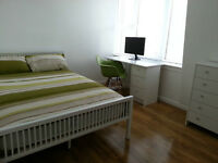 Modern Immaculate City Centre Double Bedroom short/long term
