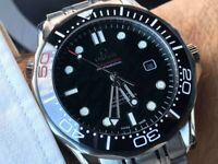 OMEGA PLANET OCEAN SEAMASTER WATCH HIGH QUALITY HEAVY WEIGHT FREE SHIPPING