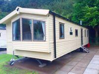 Cheap Static caravan for sale privately on Kiln Park Tenby