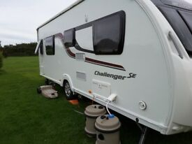 2015 Swift Challenger SE 480 excellent condition