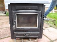 Aarrow Stratford Multifuel Boiler inset stove