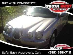2003 Jaguar S-Type 3.0L V6 w/Sport