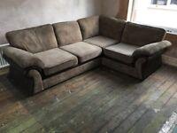 Corner Sofa. DFS
