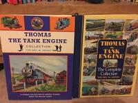 Thomas tank engine books
