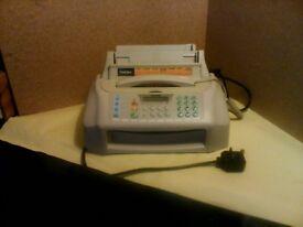 OLIVETTI FAX MACHINE OFX 580