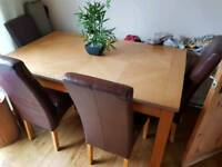 Table & 4 Chairs-Make an offer