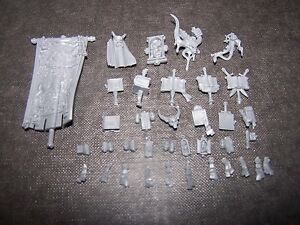 Space Marine Grey Knight Terminator Accessories bits