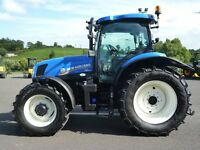 2013 New Holland T6.165 Terraglide 1225hours