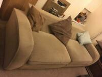 Long settee 3/4seater