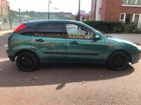 Ford Focus ghia SPECIAL EDITION.,full service history
