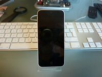 Apple iPhone 5c 32gb White On 02