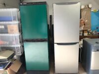 2 fridge freezers frost free and condenser tumble drier all 3 hotpoint