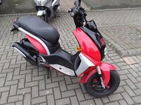 Peugeot Ludix Blaster 50cc scooter, superb **Ride Away Today**