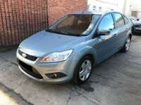 Ford Focus 1.6 Style 5dr - 2008 (58), 2 Owners, 12 Months MOT, Service Histor...
