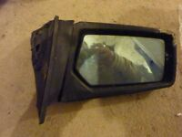 pair car mirrors, no idea what off could be bmw mercedes etc etc