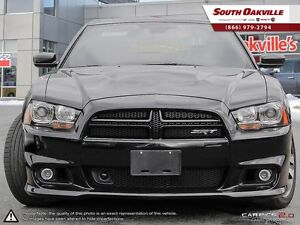 2012 Dodge Charger SRT8 | BREMBO BRAKES | HEATED LEATHER & SUEDE Oakville / Halton Region Toronto (GTA) image 2