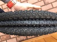 """Hutchinson, Schwalbe Mountain bike tyres 27,5"""""""