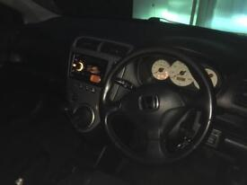 Honda Civic 1.6 sport type r kit