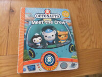 Octonauts Meet The Crew With Sound Button