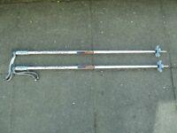 Pair of Dynastar Elite Ski Poles, 115 cm with Quick Release Straps