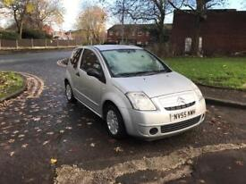 2006 CITROEN C2 1.2L PETROL FOR SALE