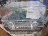 Large Hamster cage & bundle