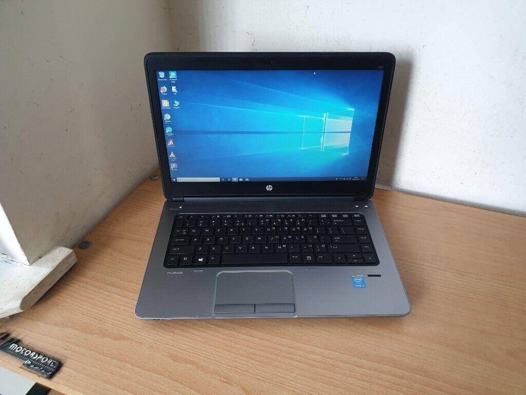 HP Laptop Intel Core i5-4200M Windows 10 Office 8GB RAM