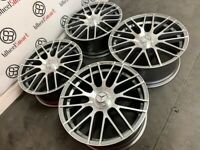 """BRAND NEW 19"""" 20"""" MERCEDES AMG63s STYLE ALLOY WHEELS - ALSO AVAILABLE WITH TYRES - 5 X 112"""
