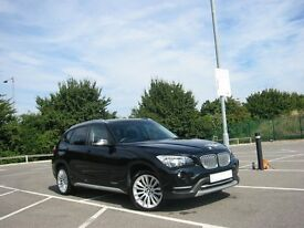 2013 BMW X1 xDrive X line 20d automatic diesel