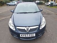 Vauxhall Corsa Club A/C CDTi 1.3 5dr Diesel Hatchback manual Warranted Mileage SERVICES HISTORY