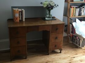 Antique dressing table /set of drawers