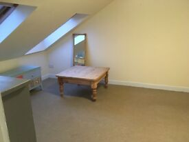 Large currently unfurnished room to rent