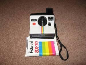 Polaroid 1000 One Stop Land Camera Spreyton Devonport Area Preview