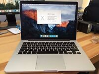 APPLE MACBOOK PRO I5 2.5GHZ 8GB 128GB RETINA 13.3 inch
