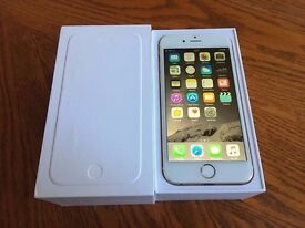 Apple iPhone 6 - 16GB White & Gold Boxed - Unlocked to Any Sim or Network provider!!