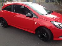 2015 reg Corsa limited edition ( new shape ) 1400 cc - MINT CONDITION- fsh -3000 miles