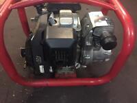 Petrol driven air compressor HONDA