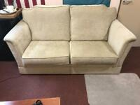 Stunning Cream/Beige Sofa and 2 x Arm Chairs