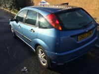 Ford focus automatic full service mot