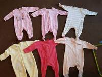 3-6 months girl Baby clothes