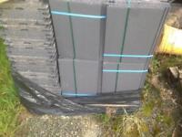 1100 Scott Galloway roof tiles & 20 ridge