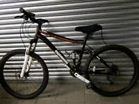 Mongoose gr8 mountain bike