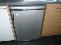 FRIDGE ONLY WITH ALL SHELVES SALAD BOX EGG HOLDER GOOD CLEAN CONDITION DELIVER MANCHESTER