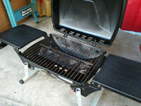 Gas Barbeque (portable and folder away)
